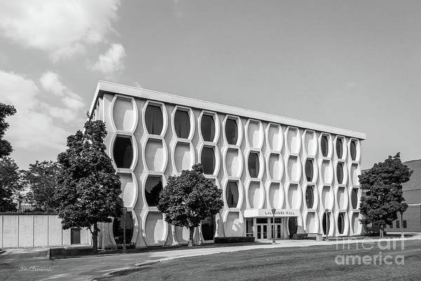Wi Photograph - Marquette University Lalumiere Hall by University Icons