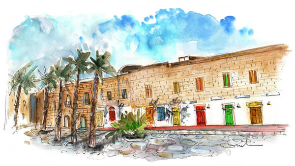 Painting - Marsaxlokk 08 by Miki De Goodaboom