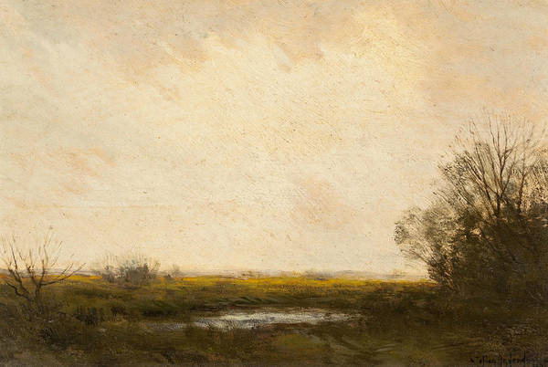 Painting - Marsh Lands by Julian Onderdonk
