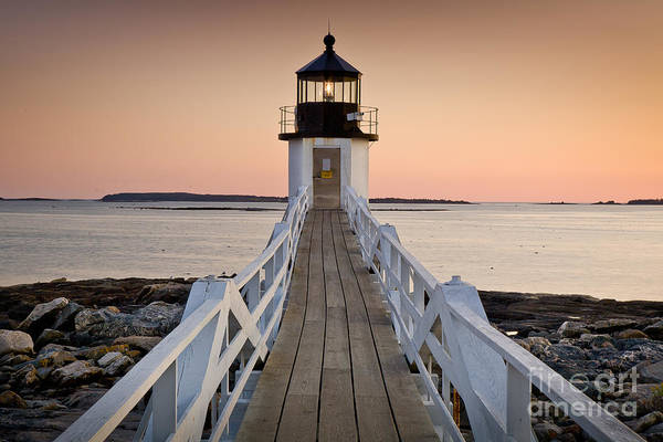Wall Art - Photograph - Marshal Point Glow by Susan Cole Kelly