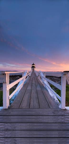 Photograph - Marshall Point Center by Dale J Martin