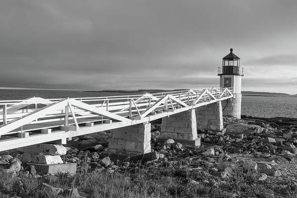 Photograph - Marshall Point Lighthouse by Kyle Lee