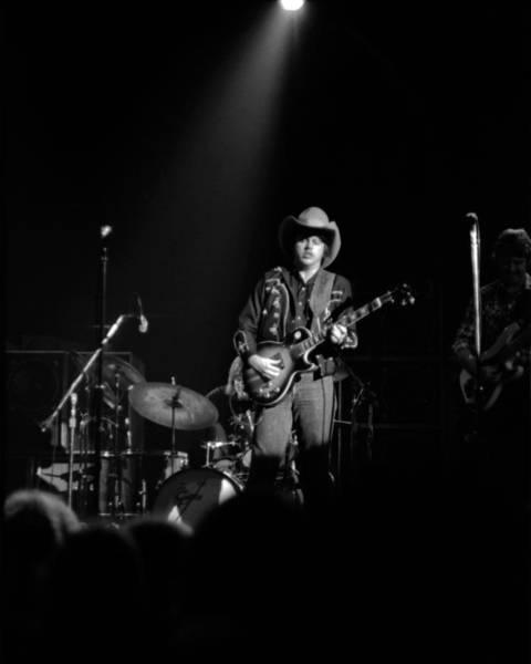 Photograph - Marshall Tucker Winterland 1975 #20 by Ben Upham