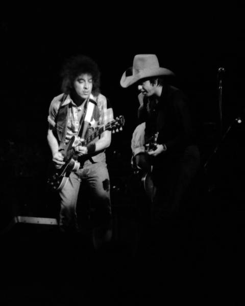 Photograph - Marshall Tucker Winterland 1975 #29 With Elvin by Ben Upham