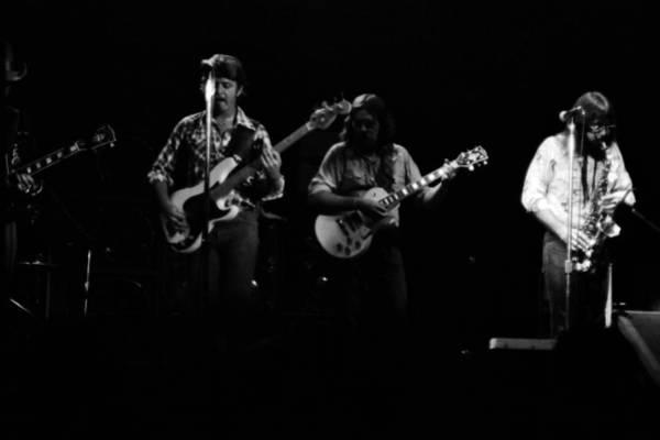 Photograph - Marshall Tucker Winterland 1975 #33 by Ben Upham