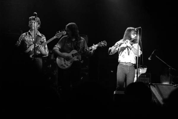 Photograph - Marshall Tucker Winterland 1975 #37 by Ben Upham