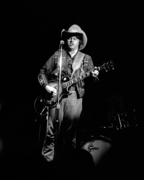 Photograph - Marshall Tucker Winterland 1975 #49 by Ben Upham