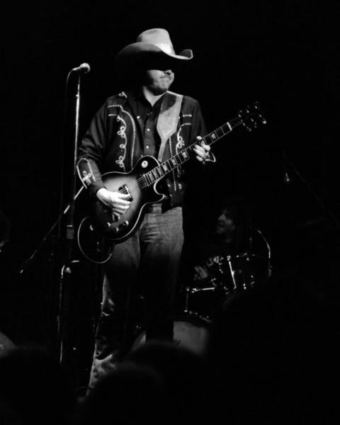 Photograph - Marshall Tucker Winterland 1975 #55 by Ben Upham
