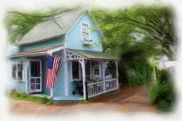 Photograph - Martha's Vineyard Series 7401 by Carlos Diaz