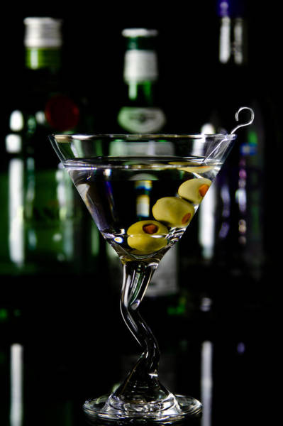 Photograph - Martini by Jason Smith