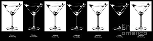 Stir Photograph - Martini Week by Jon Neidert