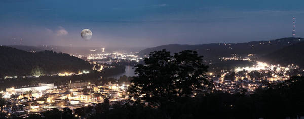 Photograph - Martins Ferry Night by David Yocum