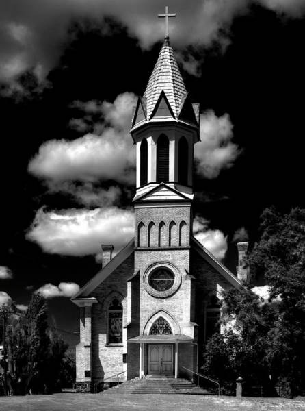 Photograph - Mary Queen Of Heaven Catholic Church  by Lee Santa