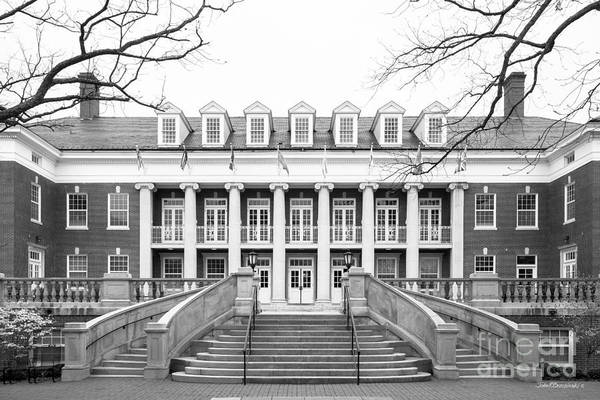 Photograph - University Of Mary Washington Lee Hall by University Icons