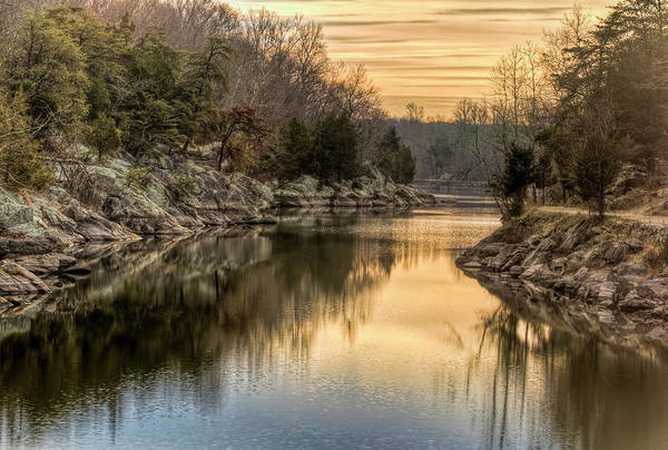 Wall Art - Photograph - Maryland Canal Sunrise by Francis Sullivan