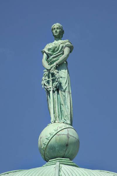 Photograph - Maryland Monument-antietam by Don Johnson