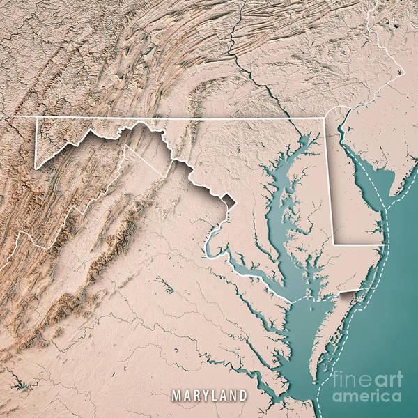Allegheny Mountains Digital Art | Fine Art America