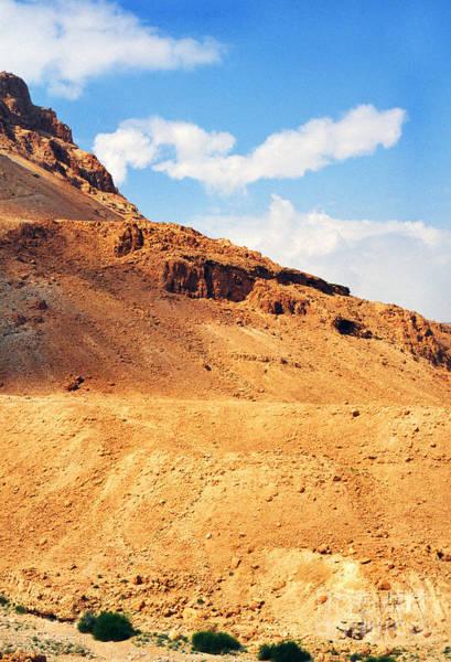Photograph - Masada by Thomas R Fletcher