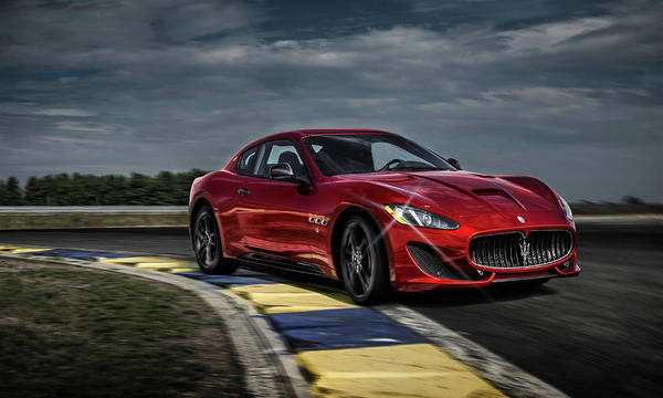 Photograph - Maserati Gran Turismo G T Sport by Movie Poster Prints
