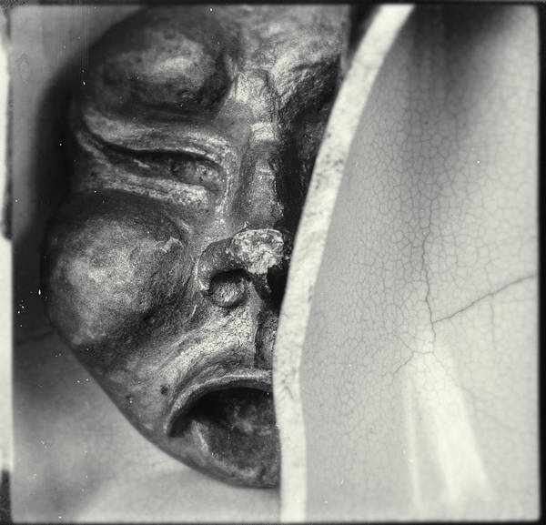 Photograph - Mask #096 by Andrey Godyaykin
