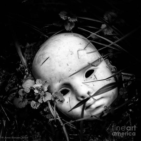 Doll Parts Photograph - Masked by Arne Hansen