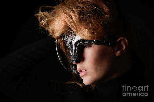 Cosplay Photograph - Masked Beauty by Jt PhotoDesign