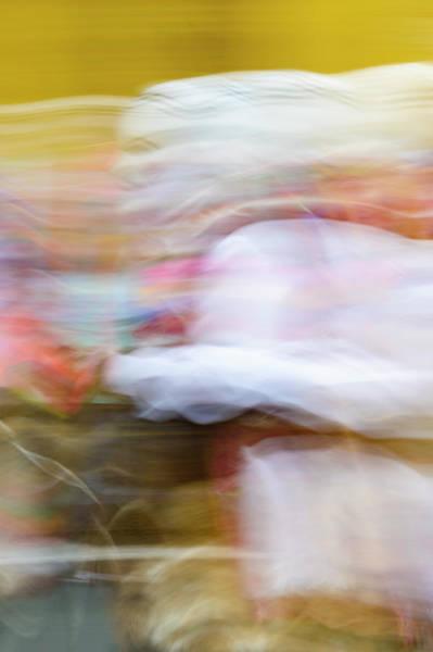 Wall Art - Photograph - Masked Dancer by Oscar Gutierrez