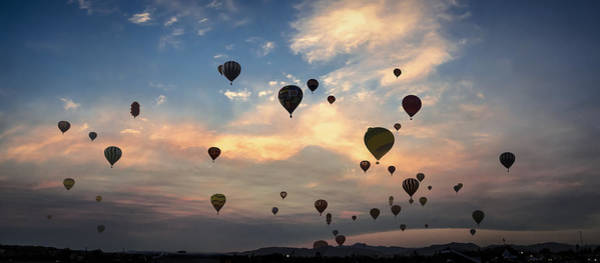 Photograph - Mass Ascension Pano by Rick Mosher