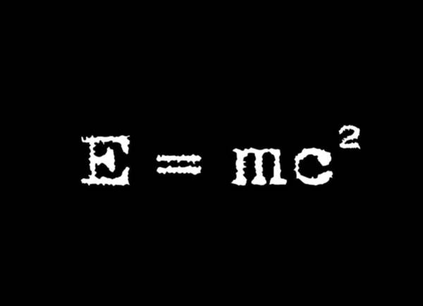Mass-energy Equivalence Wall Art - Digital Art - Mass Energy Equivalence by Daniel Hagerman