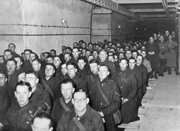 British Armed Forces Photograph - Mass On The Maginot Line by Underwood Archives