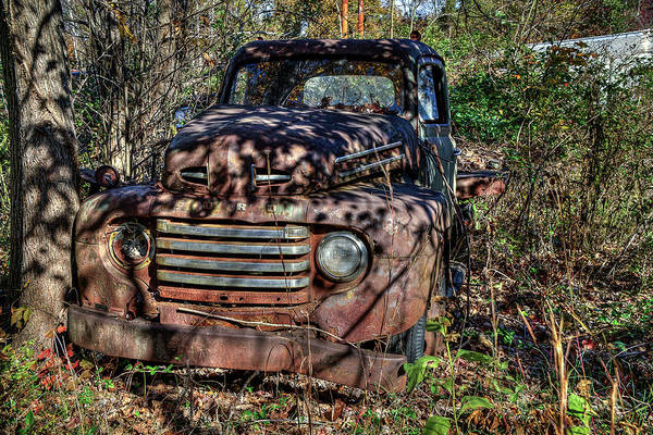 Photograph - Mater Two From Car Story by Jerry Gammon