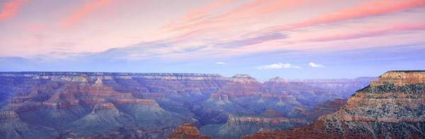 Mather Point Photograph - Mather Point, Grand Canyon, Arizona by Panoramic Images