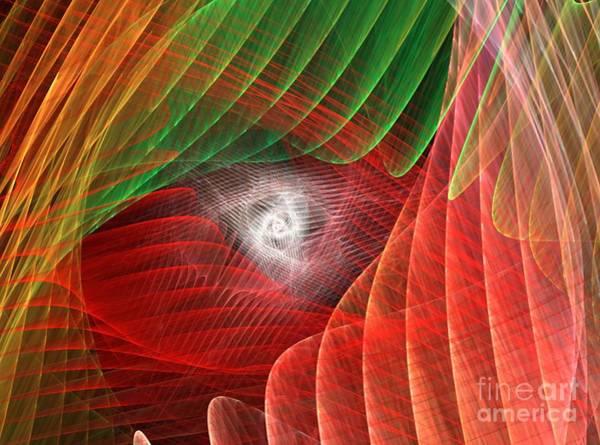Wall Art - Digital Art - Matrix by Kim Sy Ok