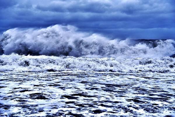 Photograph - Matthew's Waves by Kim Bemis