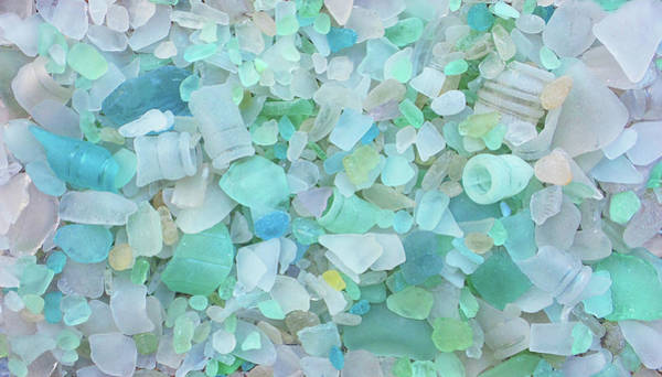 Wall Art - Photograph - Maui Beach Glass by Stacy Vosberg
