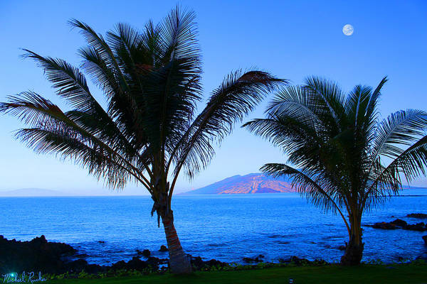 Ocean Wall Art - Photograph - Maui Coastline by Michael Rucker