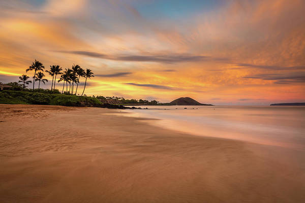 Photograph - Maui Fiery Sunrise  by Pierre Leclerc Photography