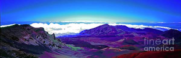 Photograph - Maui, Haleakala, National Park, Outlook  by Tom Jelen