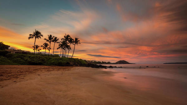 Photograph - Maui Island Sunrise by Pierre Leclerc Photography