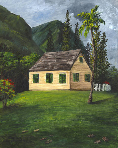 Painting - Maui Nature Center by Darice Machel McGuire