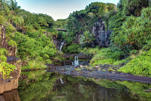 Photograph - Maui's Seven Pools by Pierre Leclerc Photography