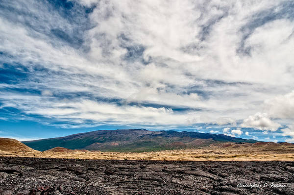Photograph - Mauna Loa by Christopher Holmes