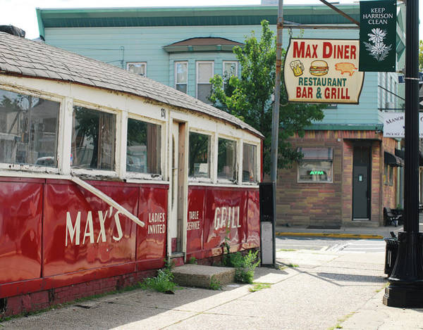 Photograph - Max's Diner New Jersey by Terry DeLuco
