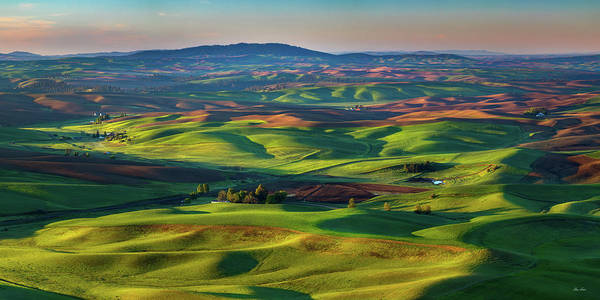 Photograph - May On The Palouse  by Chris Steele
