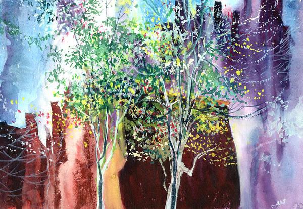 Painting - Maya by Anil Nene