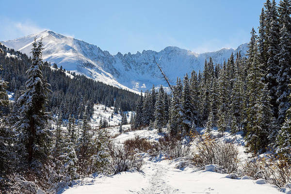 Photograph - Mayflower Gulch by James BO Insogna