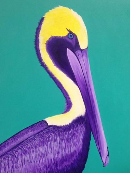 Rhea Painting - Mayor Of Miami by Rhea Witthoft