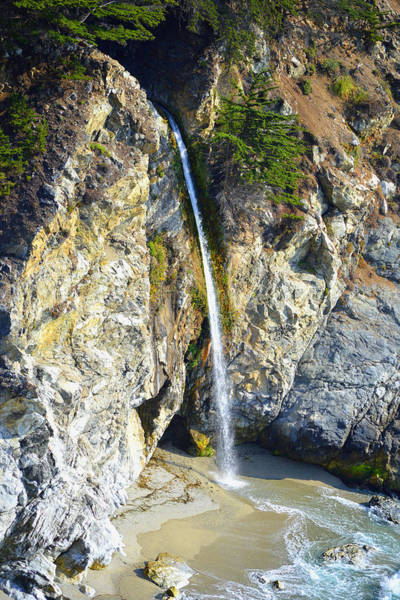 Photograph - Mc Way Falls - Big Sur 2018 by Glenn McCarthy Art and Photography