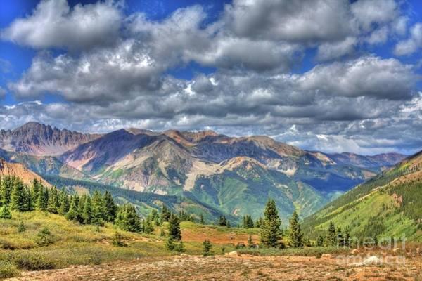 Photograph - Mcarthur Mountain by Tony Baca
