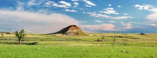 Photograph - Mc Cloud Badlands by Todd Klassy